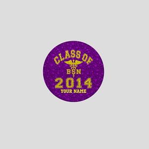 Class Of 2014 BSN Mini Button