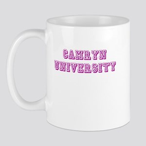 Camryn University Mug