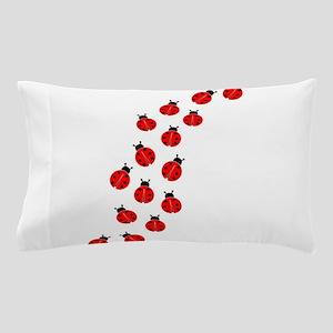 LADYBUG LINE Pillow Case