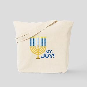 OY,JOY! Tote Bag