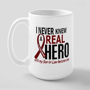 Multiple Myeloma Real Hero 2 Large Mug