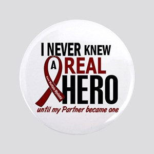 """Multiple Myeloma Real Hero 2 3.5"""" Button"""