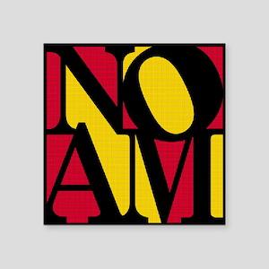 Noam Rectangle Sticker