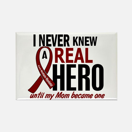 Multiple Myeloma Real Hero 2 Rectangle Magnet