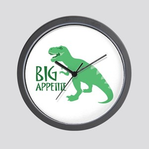 Big Appetite Wall Clock
