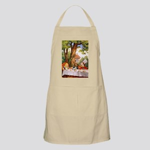 The Mad Tea Party Apron