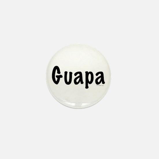 Guapa Mini Button