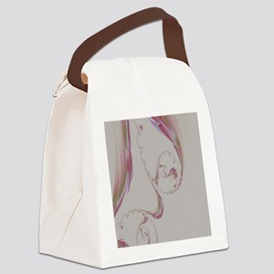 softly, Special fractal Canvas Lunch Bag