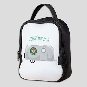 Christmas 2013 Neoprene Lunch Bag