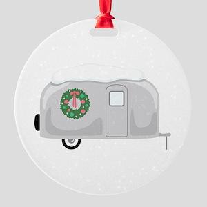 Christmas Trailer Ornament