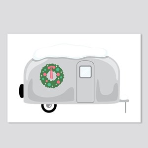 Christmas Trailer Postcards (Package of 8)