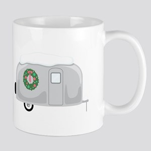 Christmas Trailer Mugs