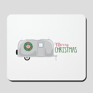 Merry Christmas Mousepad