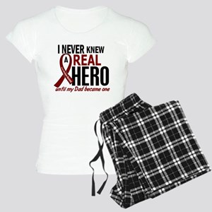 Multiple Myeloma Real Hero Women's Light Pajamas