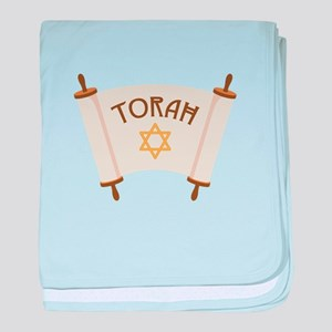 TORAH * baby blanket