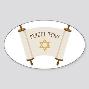 MAZEL TOV! Sticker