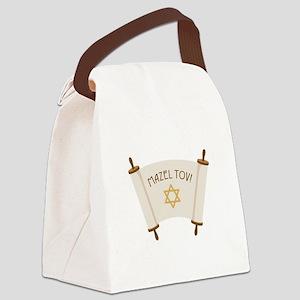 MAZEL TOV! Canvas Lunch Bag