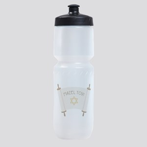 MAZEL TOV! Sports Bottle