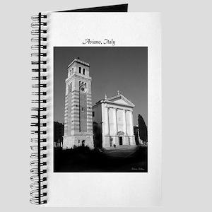 Aviano, Italy Journal/Album