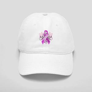 I Wear Pink for HopeFaithCure Baseball Cap
