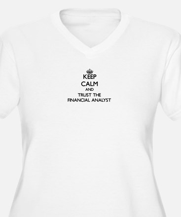 Keep Calm and Trust the Financial Analyst Plus Siz