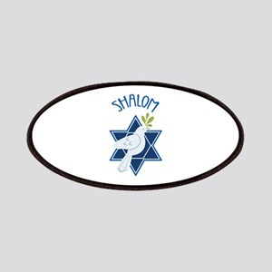 SHALOM Patches