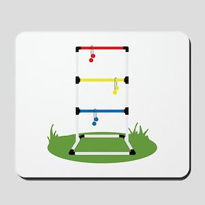 Backyard Game Mousepad