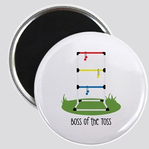 Boss of the Toss Magnets