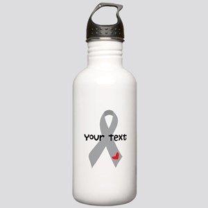 Diabetes Personalized Stainless Water Bottle 1.0L