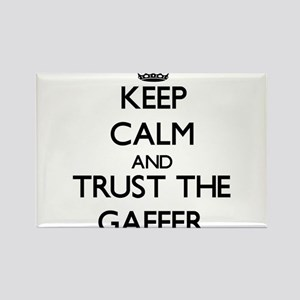 Keep Calm and Trust the Gaffer Magnets