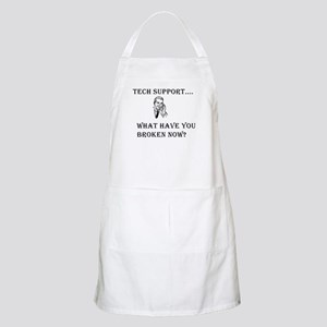 Tech Support BBQ Apron