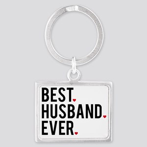 Best husband ever Keychains