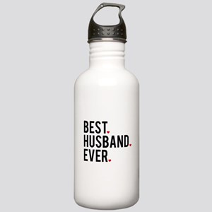 Best husband ever Water Bottle