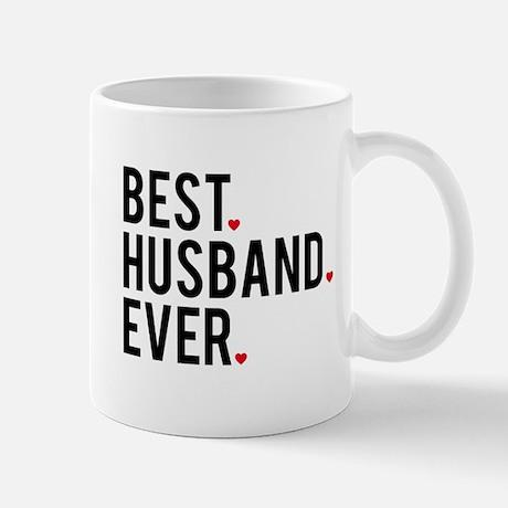 best husband ever - Valentines Day Mugs