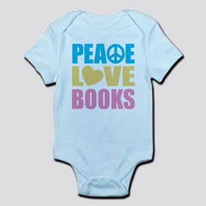 peacelovebooks Body Suit