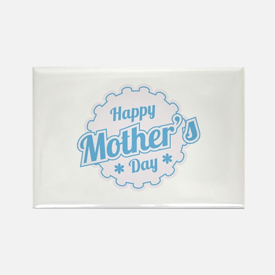 Happy Mother's Day Rectangle Magnet