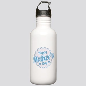 Happy Mother's Day Stainless Water Bottle 1.0L