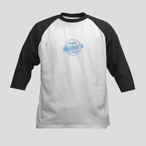 Happy Mother's Day Kids Baseball Jersey