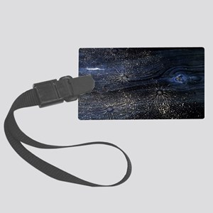 Cancer Constellation Large Luggage Tag