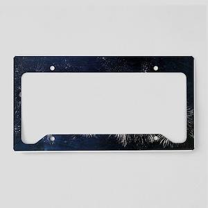 Virgo License Plate Holder