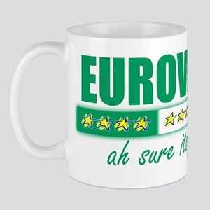 Irish Eurovision Mug