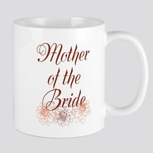 Rustic Mother of the Bride Mugs