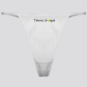 Tennis Groupie Classic Thong