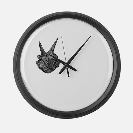 White Rabbit Series-10 Large Wall Clock