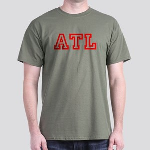 ATL - ATLANTA Dark T-Shirt