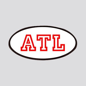 ATL - ATLANTA Patches
