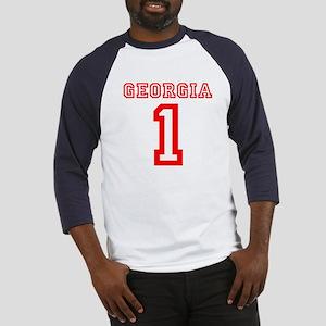 GEORGIA #1 Baseball Jersey