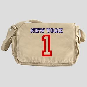 NEW YORK #1 Messenger Bag