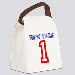 NEW YORK #1 Canvas Lunch Bag