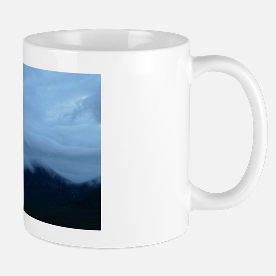Cuillins in Scotland Mug